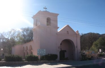 Hualfin church